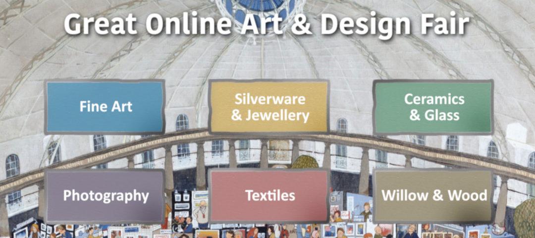 The Great Online Art & Design Fair – October 2020
