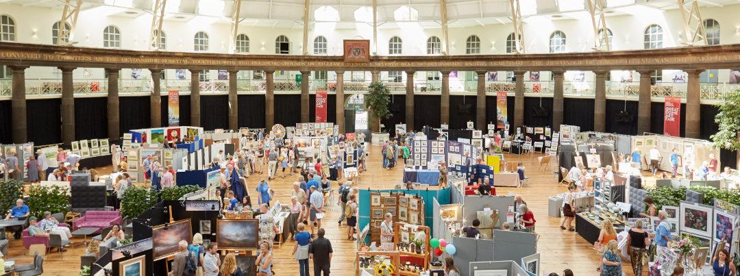 Great Dome Art & Design Fair – July 2019