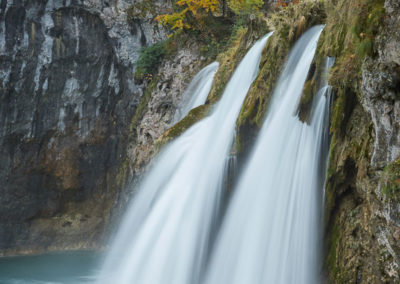 Waterfall on the River Korana - Croatia