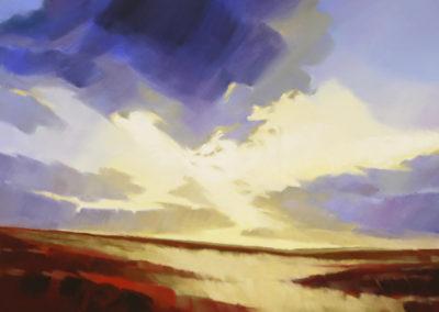 1082 Big Moor Sunset #2