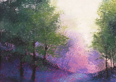 1397 Twilight (sketchbook image)