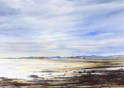 Late Afternoon Lindisfarne