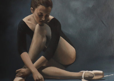 Portrait of a Dancer
