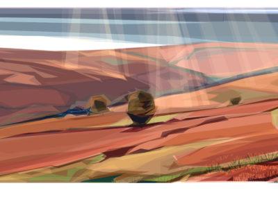 Autumn on the Moor