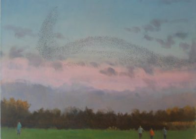 Winter Murmuration