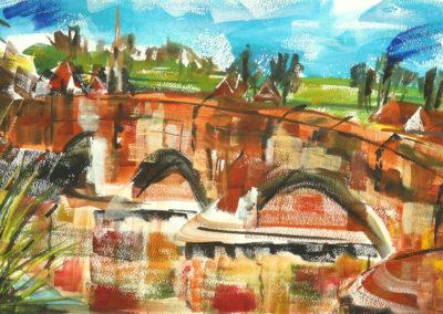 Bridge at Ilam 34