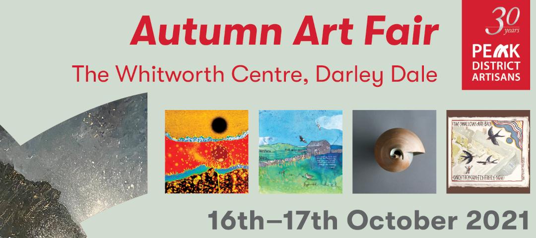 Autumn Art Fair – October 2021